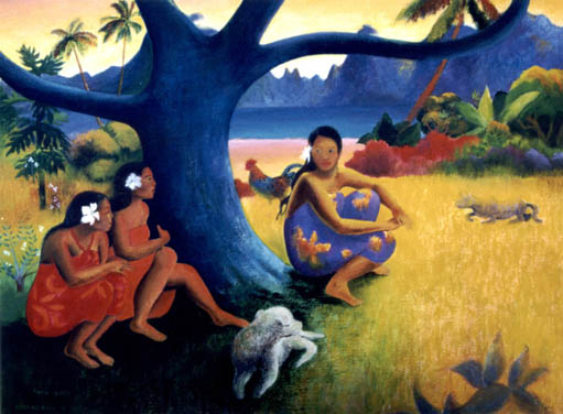 Gauguin-Cat-300-100a