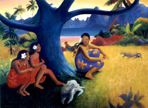 Gauguin-Cat-300-100a
